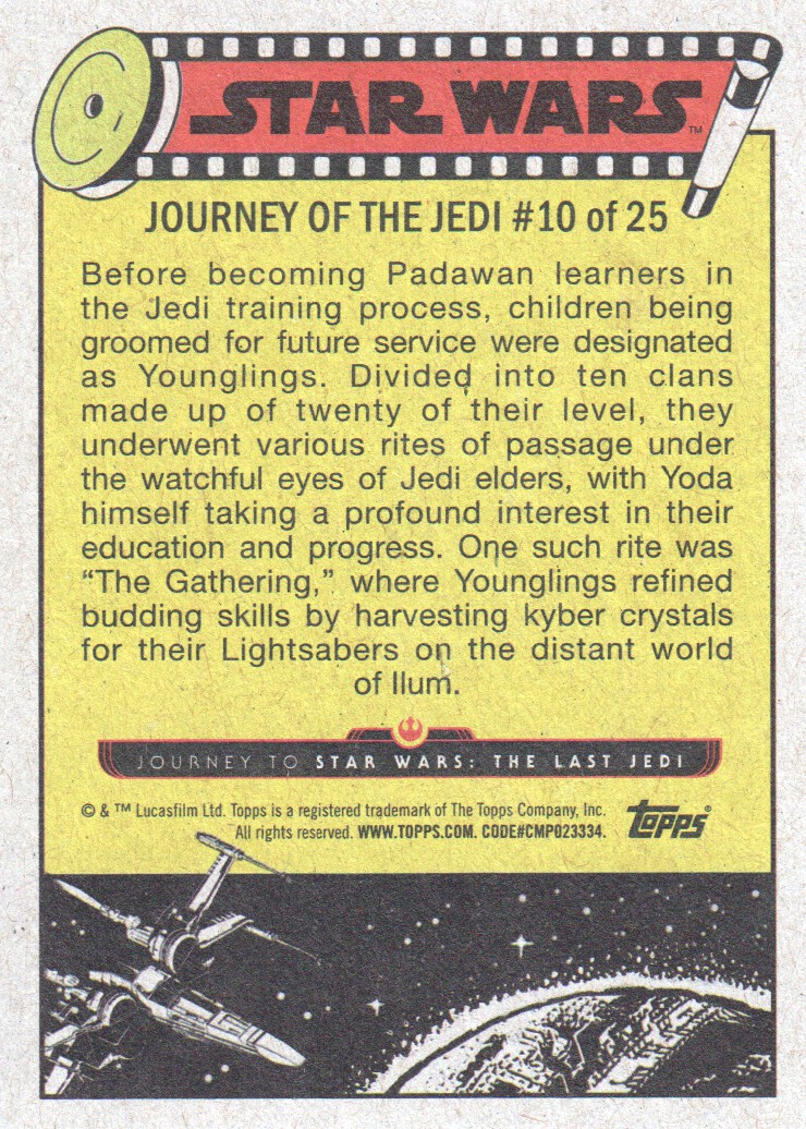 2017-Topps-Star-Wars-Journey-to-The-Last-Jedi-Trading-Cards-Pick-From-List miniature 227