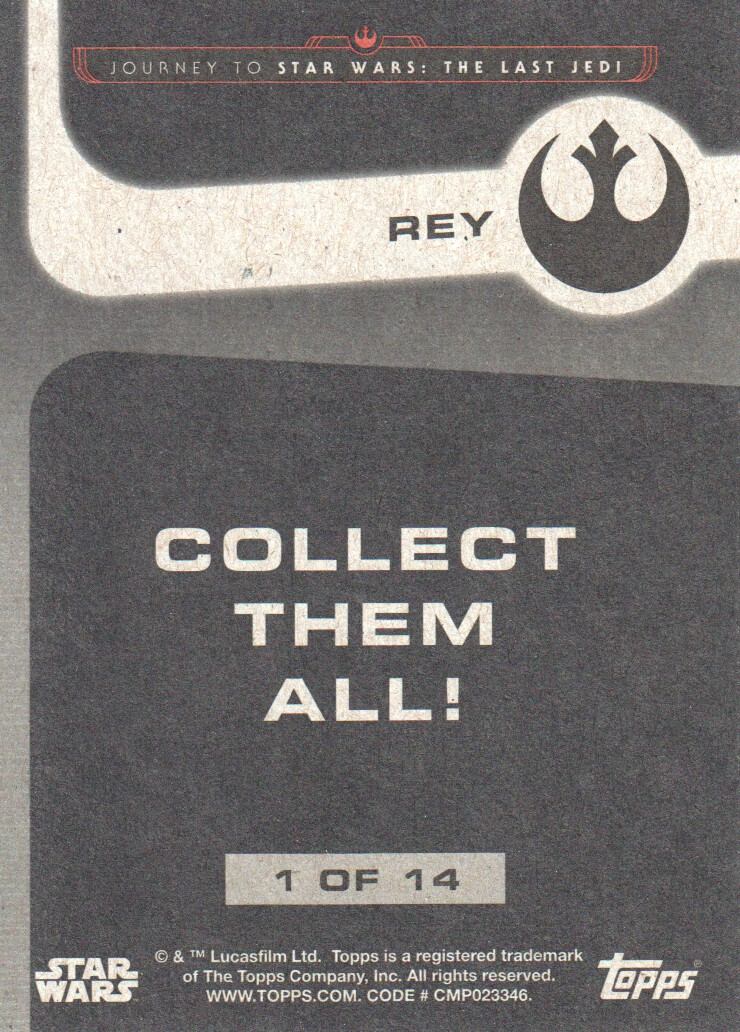 2017-Topps-Star-Wars-Journey-to-The-Last-Jedi-Trading-Cards-Pick-From-List miniature 403