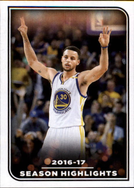 Basketball card singles