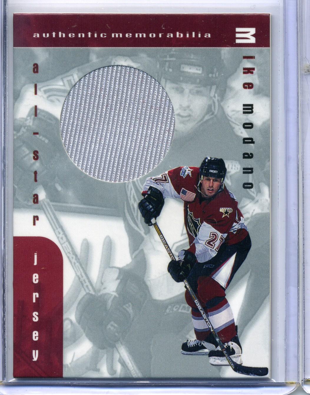 1999-00 BAP Memorabilia Jersey #J4 Mike Modano