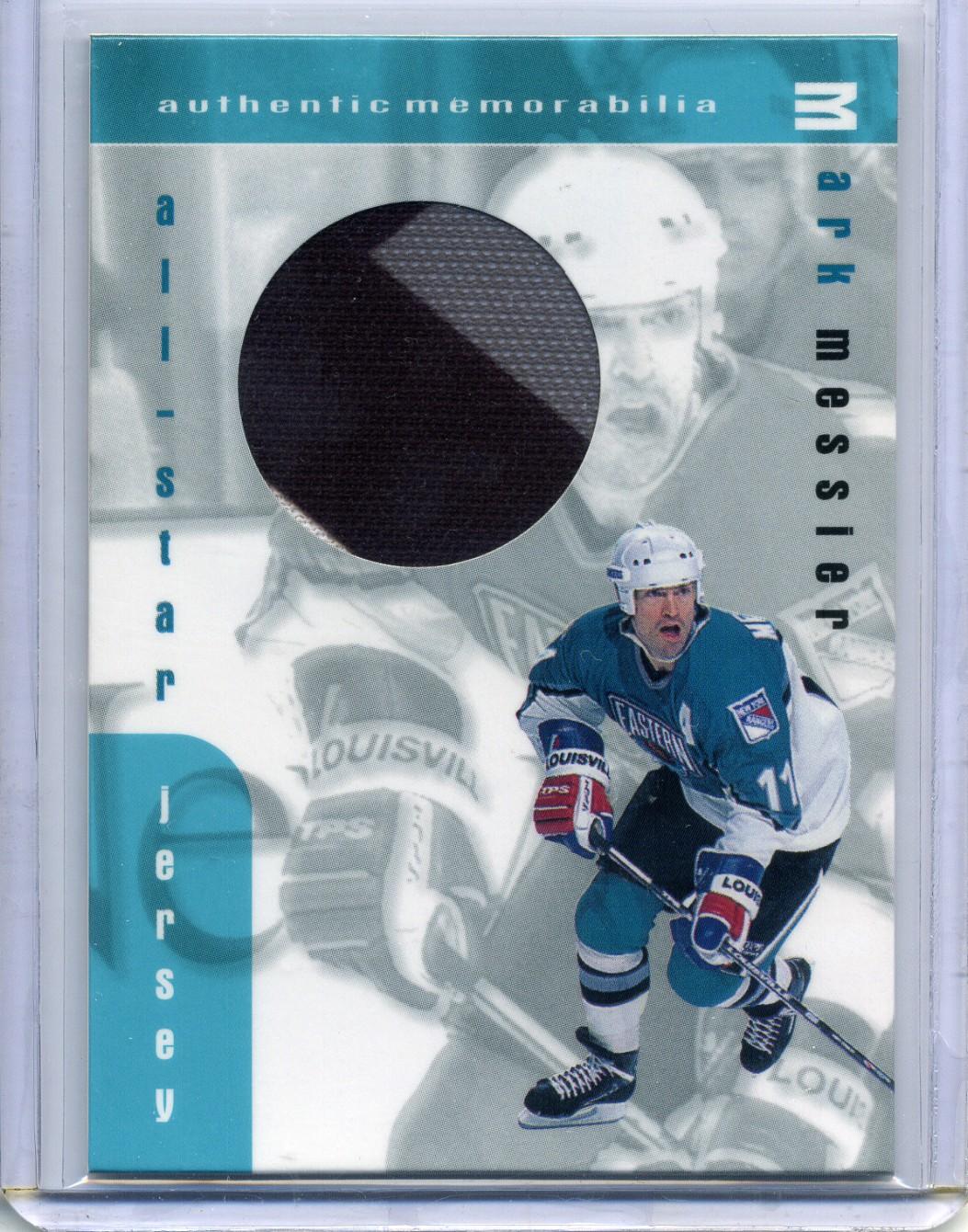 1999-00 BAP Memorabilia Jersey #J10 Mark Messier