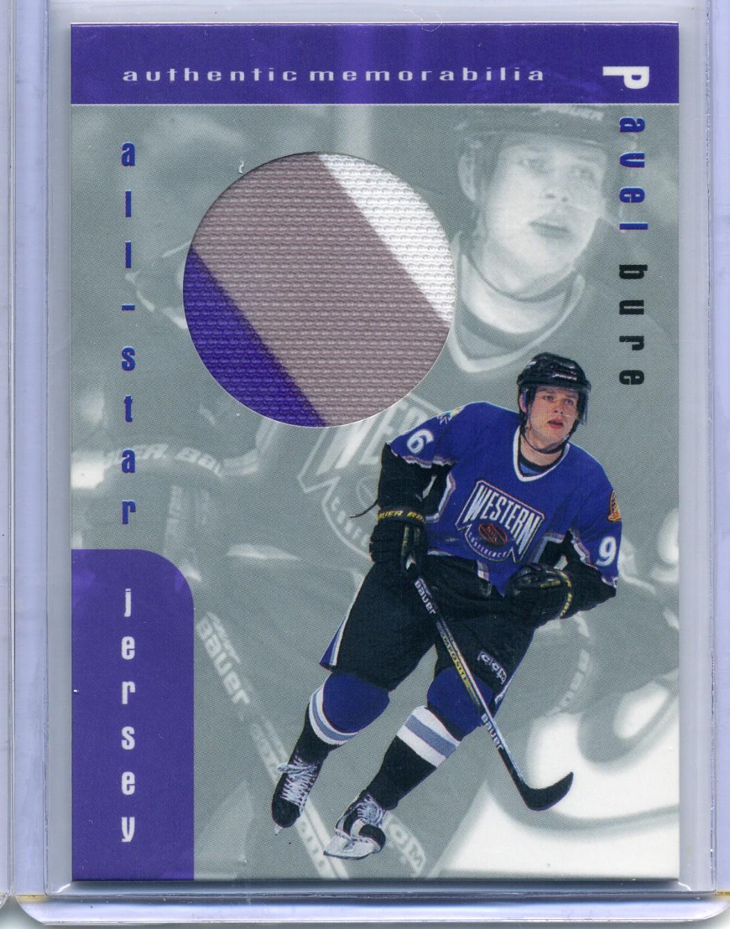 1999-00 BAP Memorabilia Jersey #J19 Pavel Bure