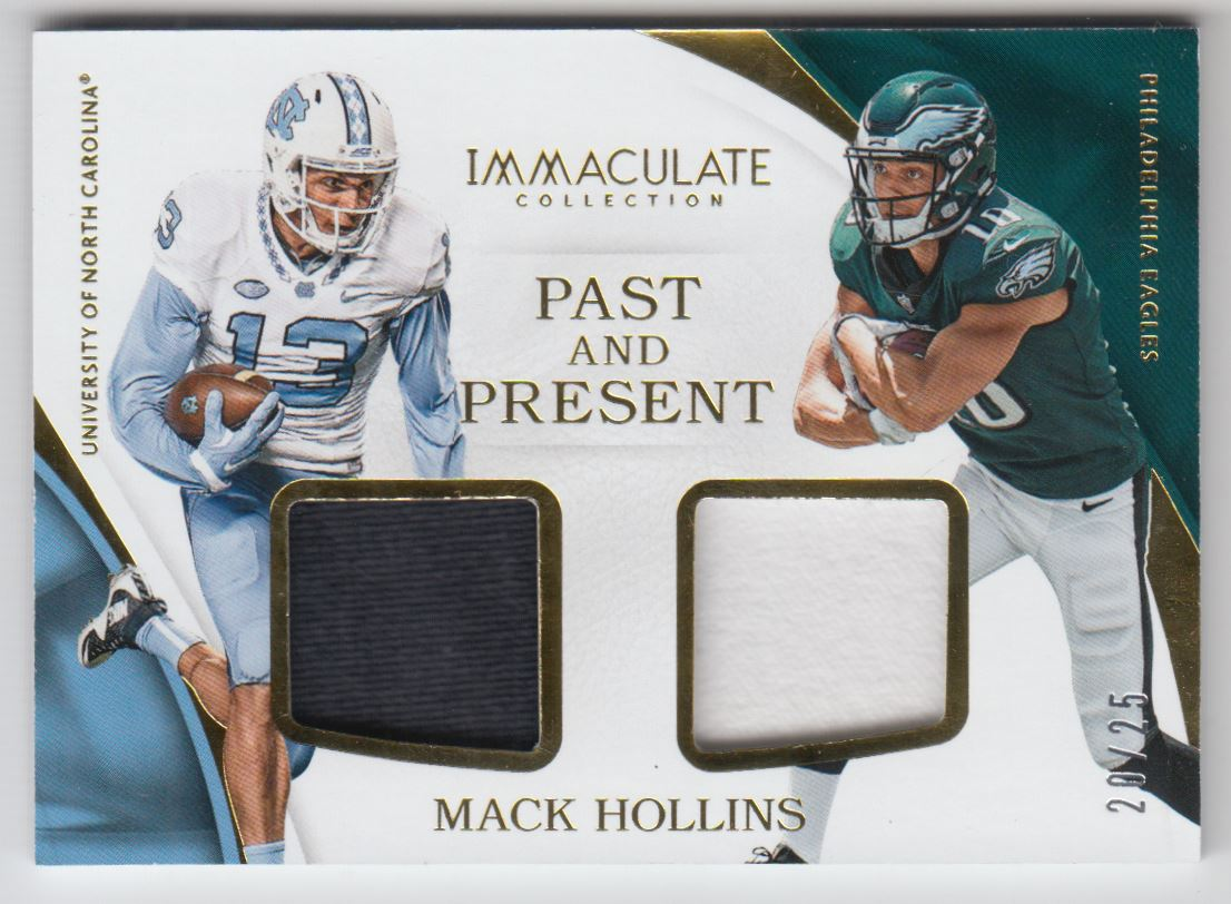 best service 3f5a2 2e4b2 2017 Immaculate Collection Past and Present Jerseys #39 Mack ...
