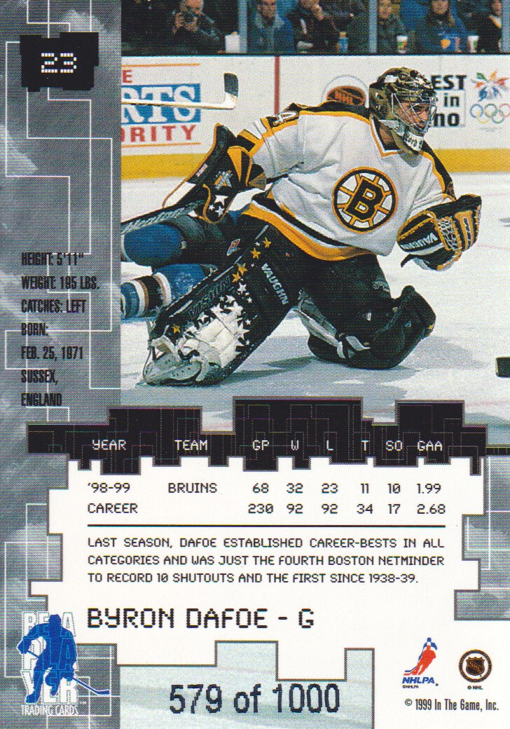 1999-00-BAP-Millennium-Ruby-Parallel-Hockey-Cards-Pick-From-List miniature 7