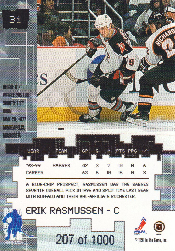 1999-00-BAP-Millennium-Ruby-Parallel-Hockey-Cards-Pick-From-List miniature 9