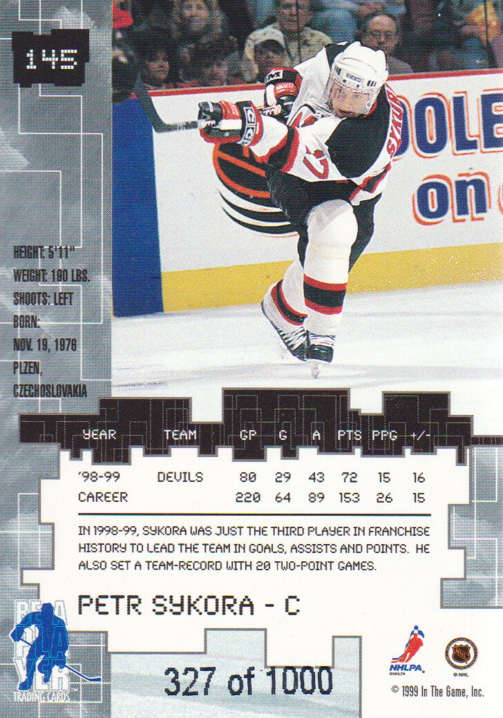 1999-00-BAP-Millennium-Ruby-Parallel-Hockey-Cards-Pick-From-List miniature 17