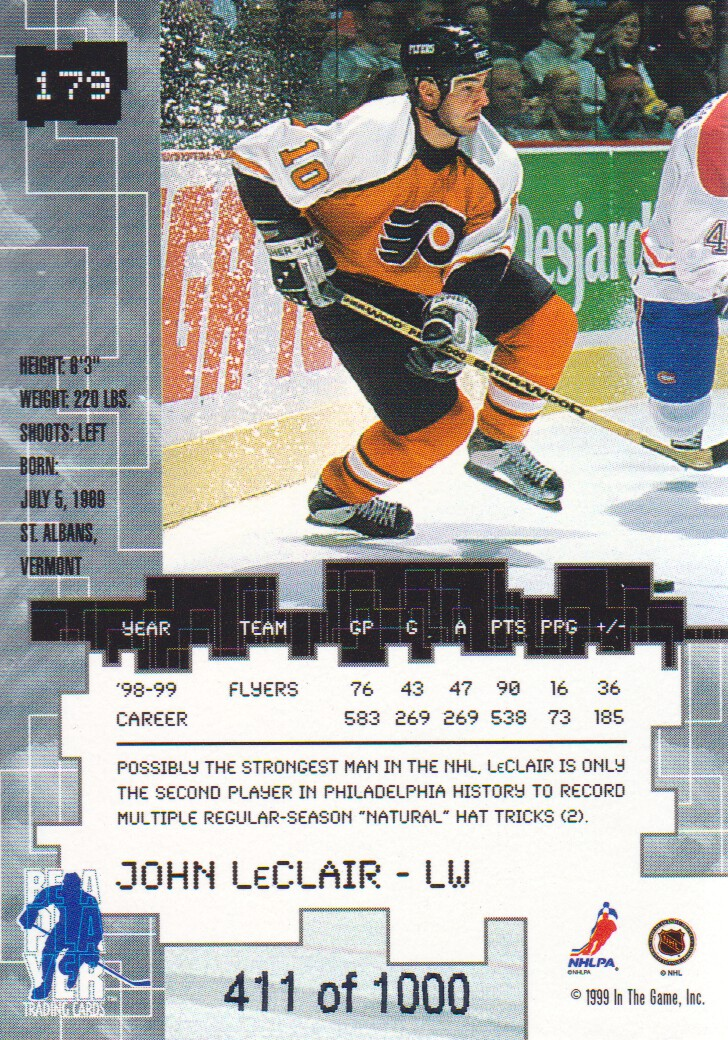1999-00-BAP-Millennium-Ruby-Parallel-Hockey-Cards-Pick-From-List miniature 21