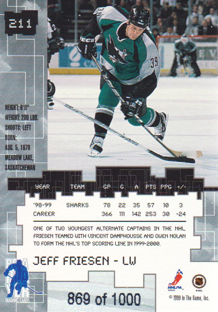 1999-00-BAP-Millennium-Ruby-Parallel-Hockey-Cards-Pick-From-List miniature 27