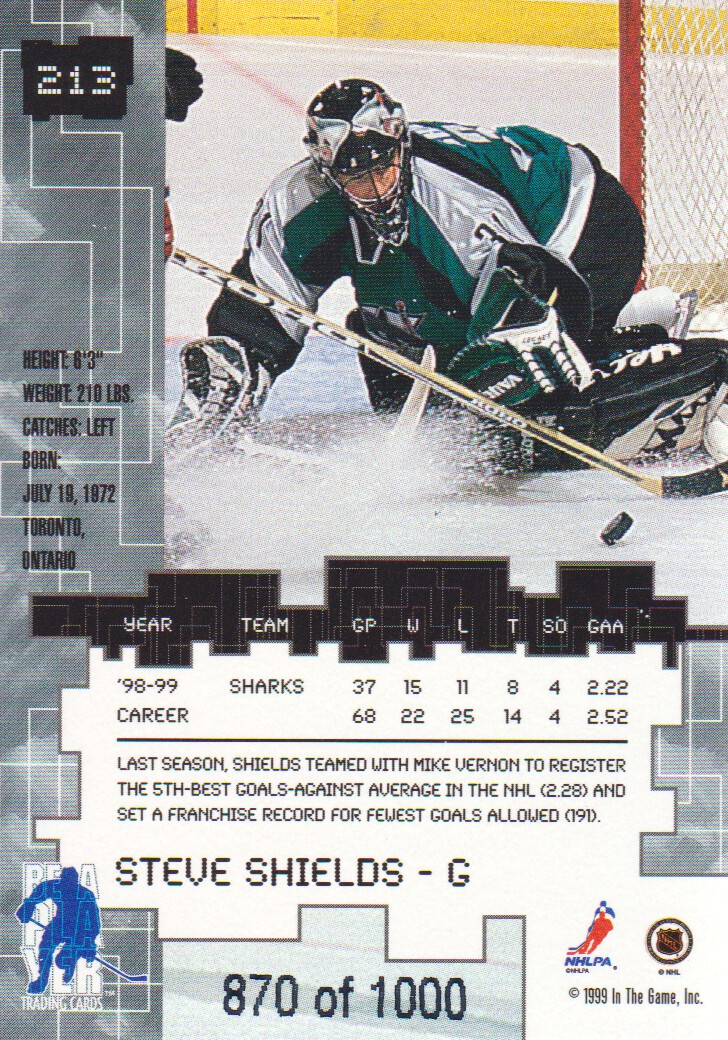1999-00-BAP-Millennium-Ruby-Parallel-Hockey-Cards-Pick-From-List miniature 29
