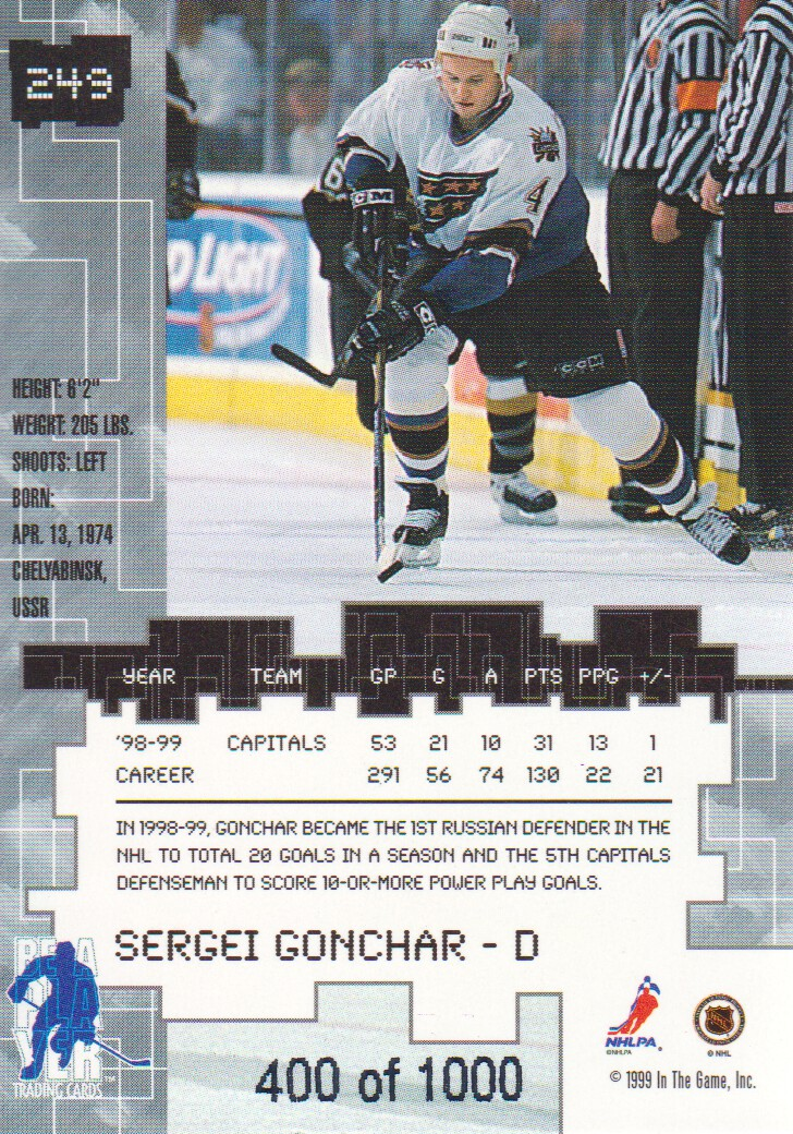 1999-00-BAP-Millennium-Ruby-Parallel-Hockey-Cards-Pick-From-List miniature 33
