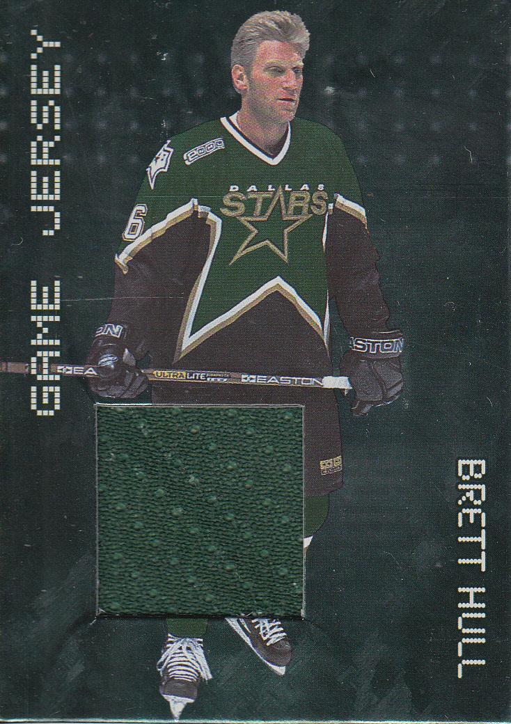1999-00 BAP Millennium Jerseys #J21 Brett Hull