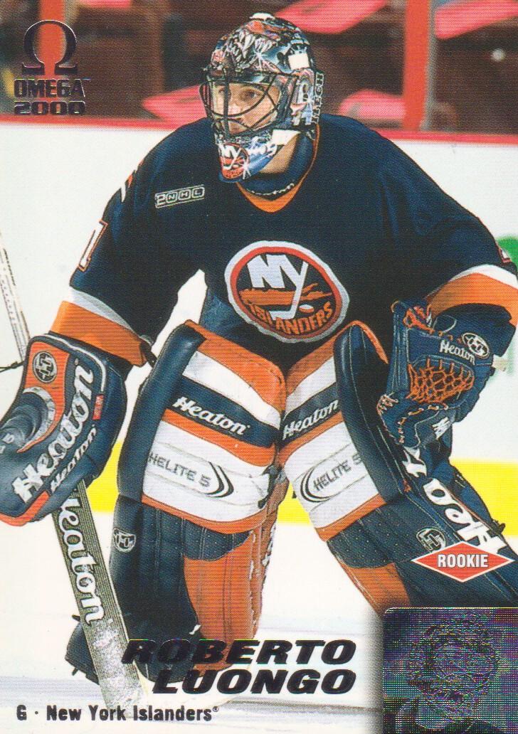 1999-00 Pacific Omega #143 Roberto Luongo