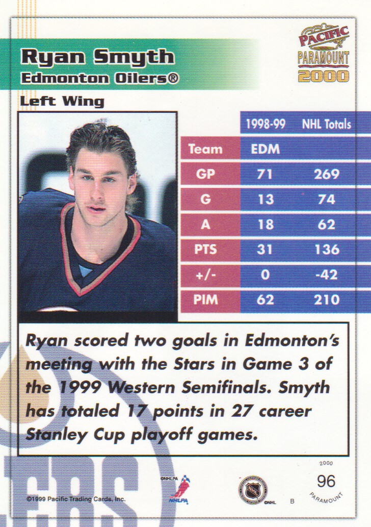 1999-00-Paramount-Red-Parallel-Hockey-Cards-Pick-From-List thumbnail 57