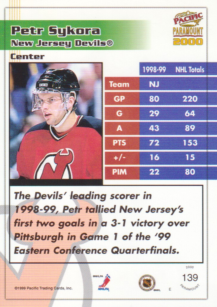 1999-00-Paramount-Red-Parallel-Hockey-Cards-Pick-From-List thumbnail 89