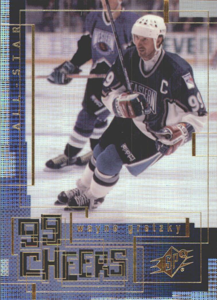 1999-00 SPx 99 Cheers #CH12 Wayne Gretzky