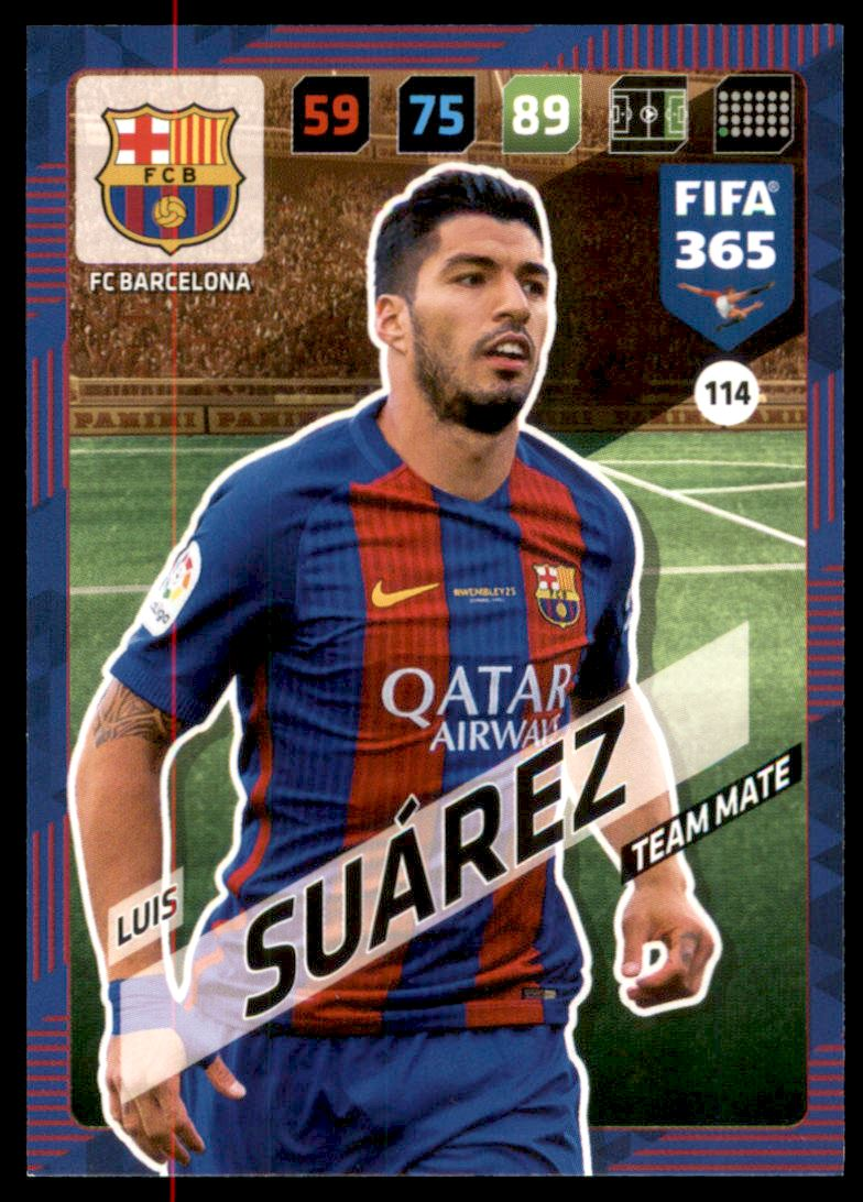 FIFA 365 ADRENALYN XL-Luis Suarez-Limited Edition