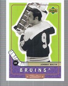 1999-00 Upper Deck Retro #105 Johnny Bucyk