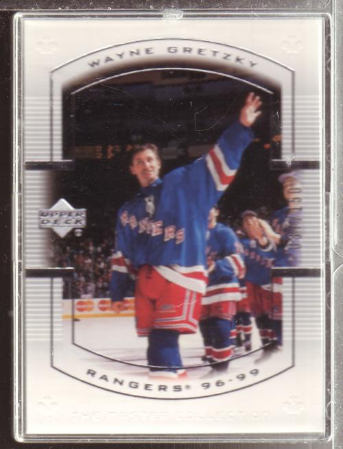2000 Upper Deck Wayne Gretzky Master Collection #17 Wayne Gretzky
