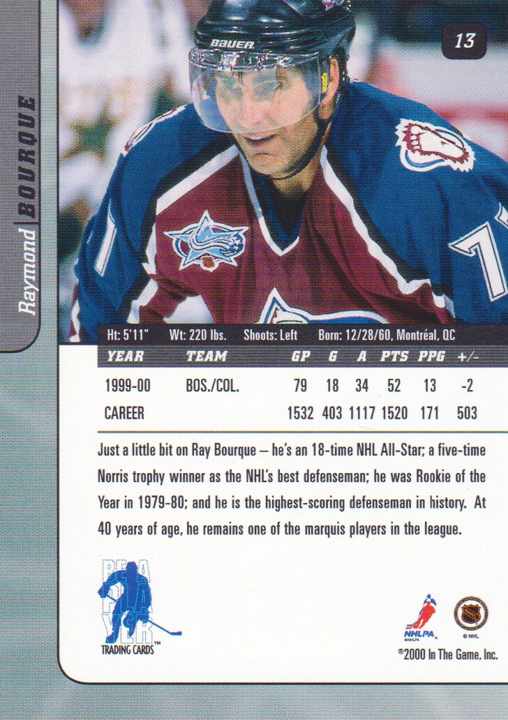 2000-01-BAP-Signature-Series-Hockey-Cards-Pick-From-List thumbnail 9