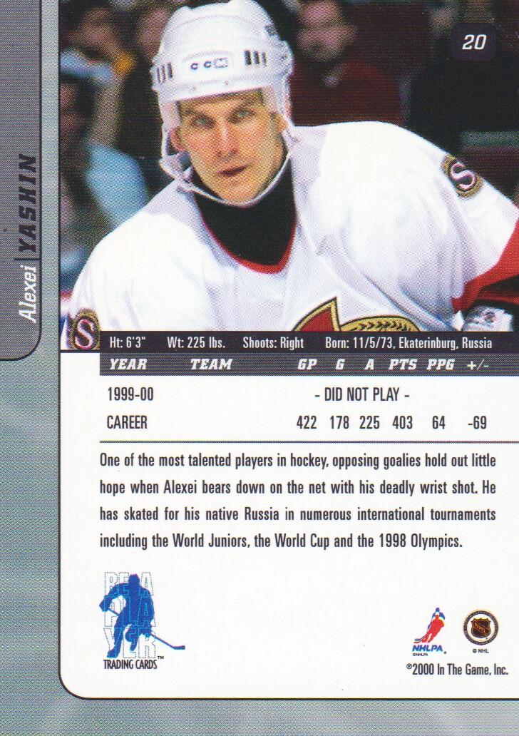 2000-01-BAP-Signature-Series-Hockey-Cards-Pick-From-List thumbnail 17