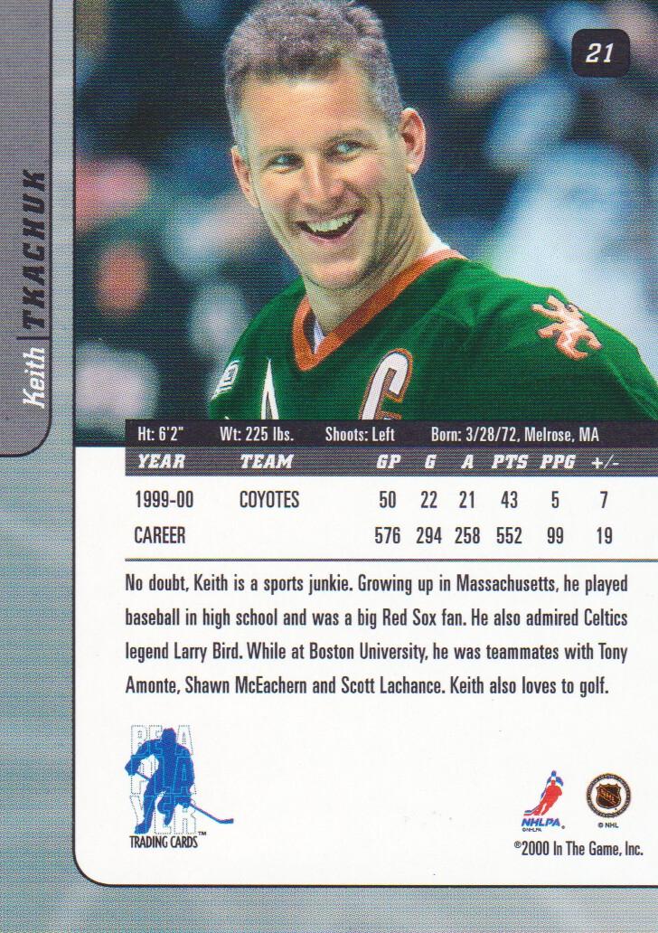 2000-01-BAP-Signature-Series-Hockey-Cards-Pick-From-List thumbnail 19
