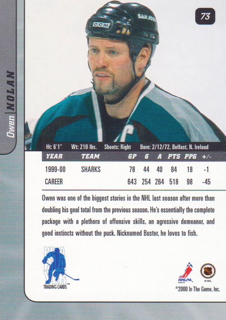 2000-01-BAP-Signature-Series-Hockey-Cards-Pick-From-List thumbnail 47
