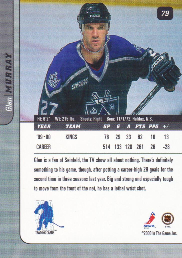 2000-01-BAP-Signature-Series-Hockey-Cards-Pick-From-List thumbnail 51