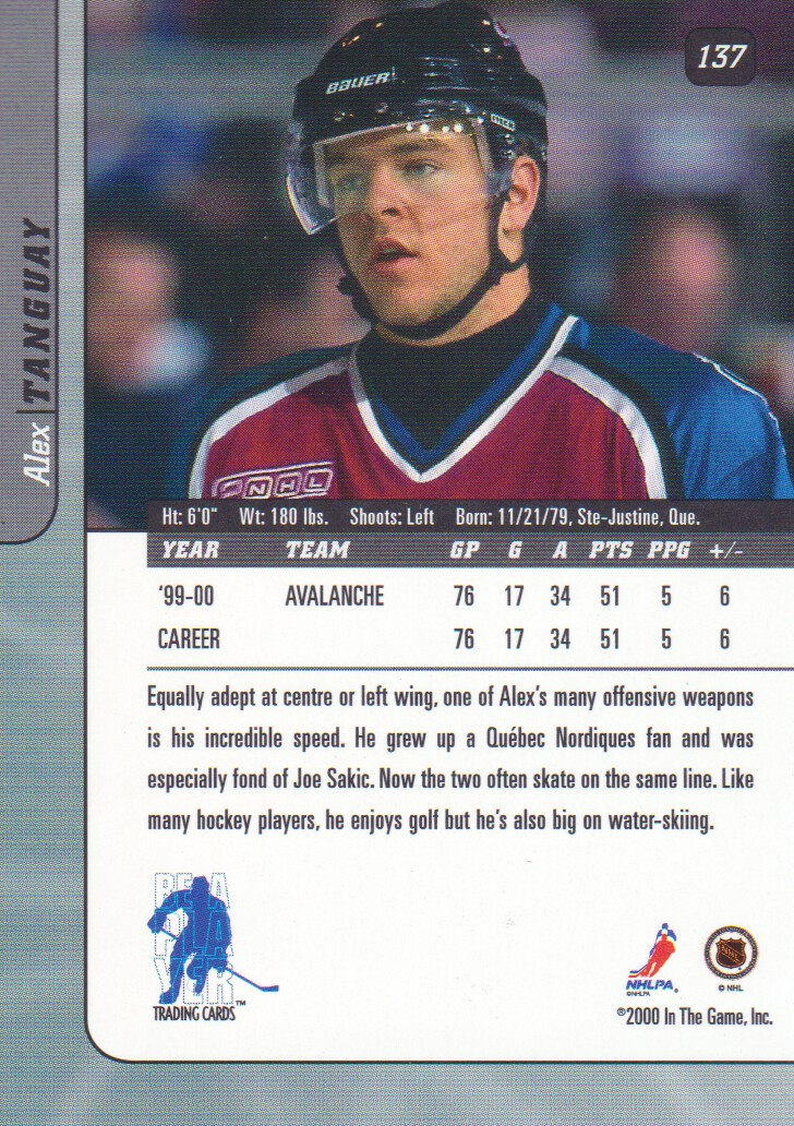 2000-01-BAP-Signature-Series-Hockey-Cards-Pick-From-List thumbnail 83