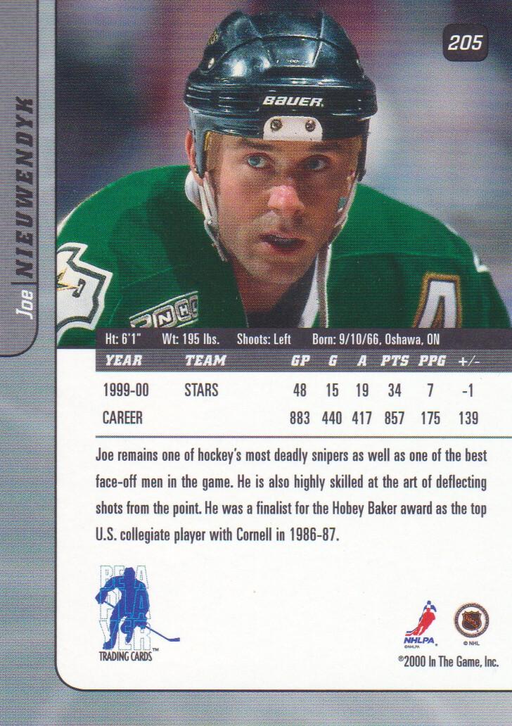 2000-01-BAP-Signature-Series-Hockey-Cards-Pick-From-List thumbnail 125