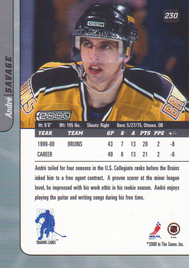 2000-01-BAP-Signature-Series-Hockey-Cards-Pick-From-List thumbnail 137