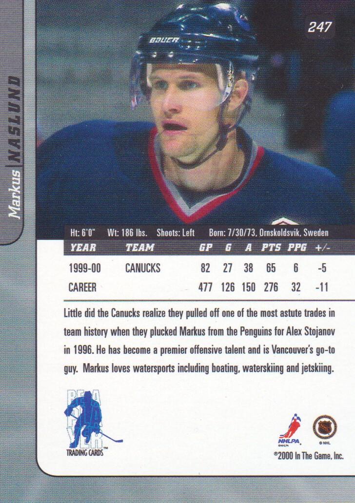 2000-01-BAP-Signature-Series-Hockey-Cards-Pick-From-List thumbnail 145