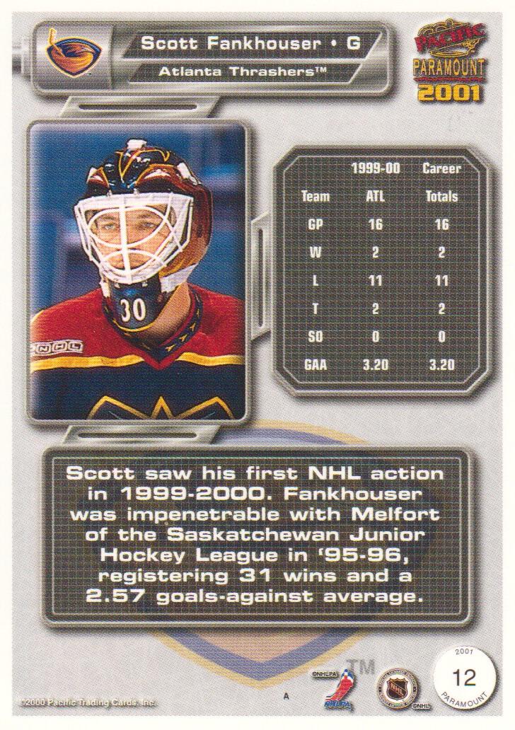 2000-01-Paramount-Hockey-Cards-Pick-From-List thumbnail 5