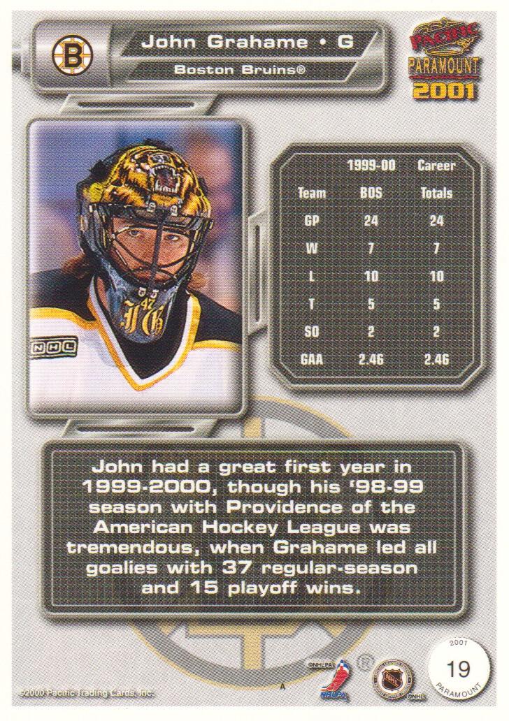 2000-01-Paramount-Hockey-Cards-Pick-From-List thumbnail 7