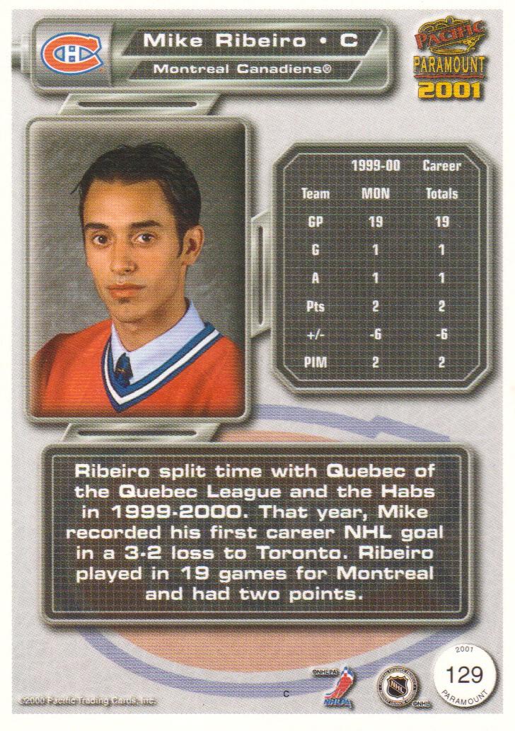 2000-01-Paramount-Hockey-Cards-Pick-From-List thumbnail 17