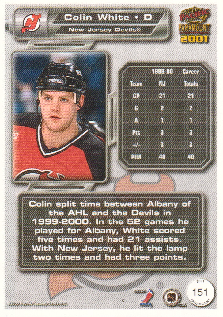 2000-01-Paramount-Hockey-Cards-Pick-From-List thumbnail 19