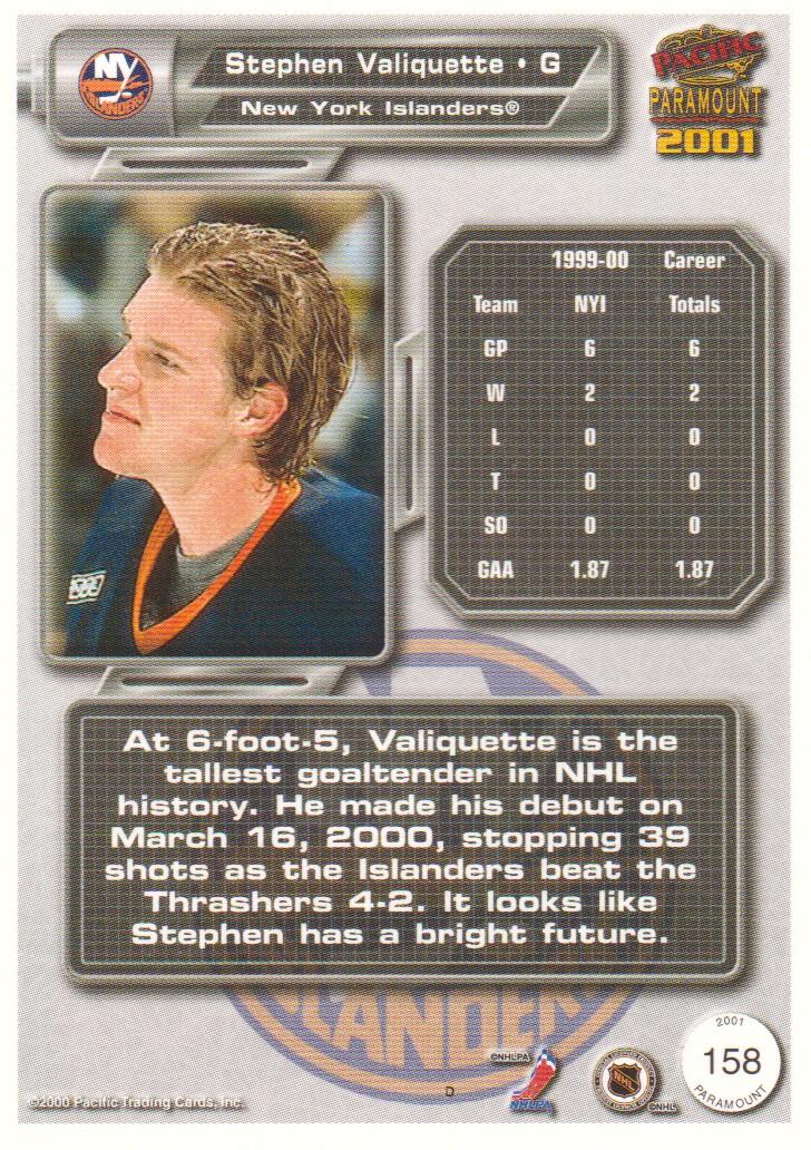 2000-01-Paramount-Hockey-Cards-Pick-From-List thumbnail 21