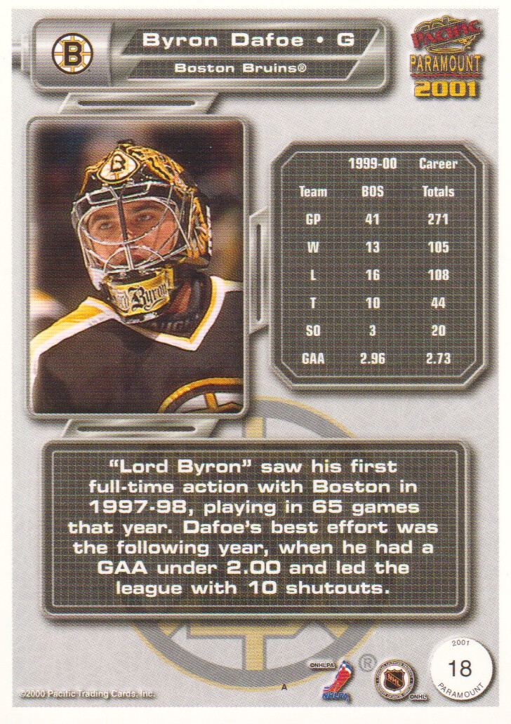 2000-01-Paramount-Copper-Parallel-Hockey-Cards-Pick-From-List thumbnail 11