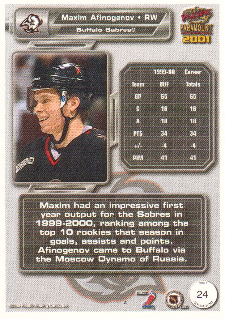 2000-01-Paramount-Copper-Parallel-Hockey-Cards-Pick-From-List thumbnail 17