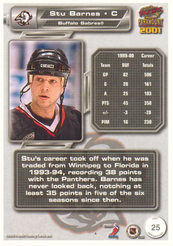 2000-01-Paramount-Copper-Parallel-Hockey-Cards-Pick-From-List thumbnail 19