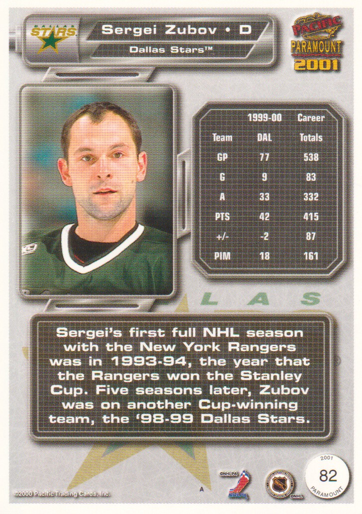 2000-01-Paramount-Copper-Parallel-Hockey-Cards-Pick-From-List thumbnail 43