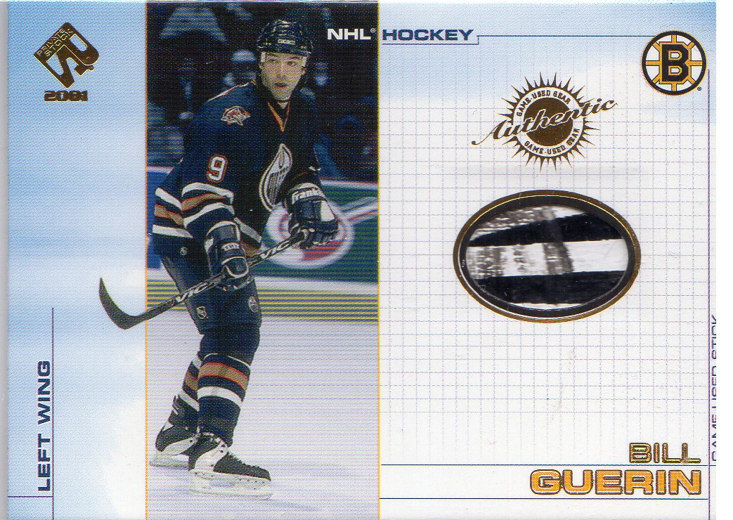 2000-01 Private Stock Game Gear #5 Paul Coffey S