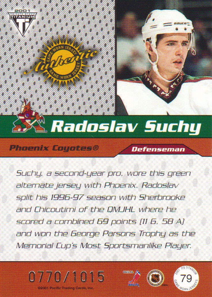2000-01-Titanium-Draft-Day-Edition-Hockey-Cards-Pick-From-List thumbnail 9