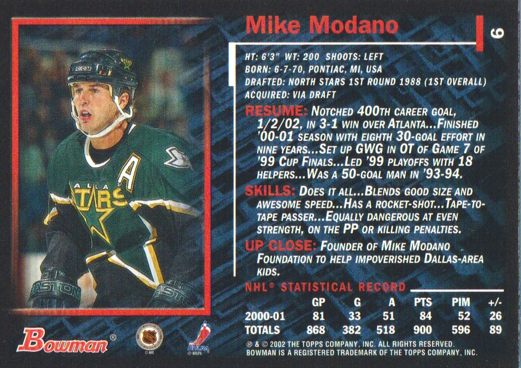2001-02-Bowman-YoungStars-Ice-Cubed-Parallel-Hockey-Cards-Pick-From-List miniature 13