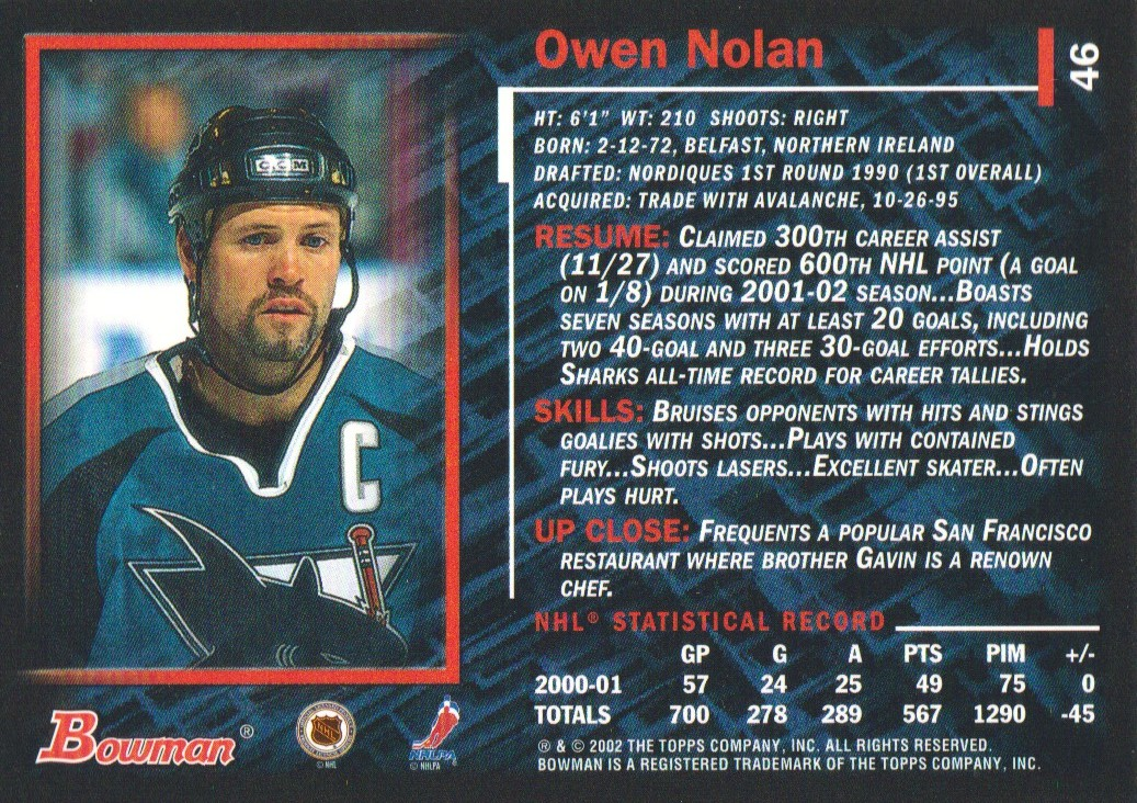2001-02-Bowman-YoungStars-Ice-Cubed-Parallel-Hockey-Cards-Pick-From-List miniature 39