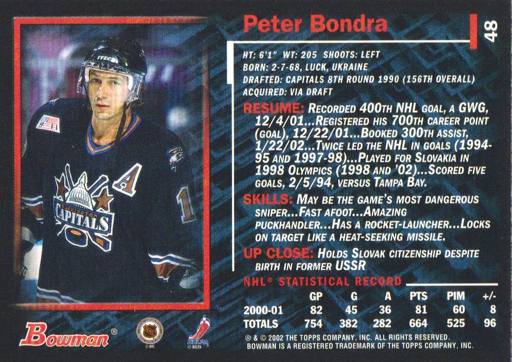 2001-02-Bowman-YoungStars-Ice-Cubed-Parallel-Hockey-Cards-Pick-From-List miniature 43