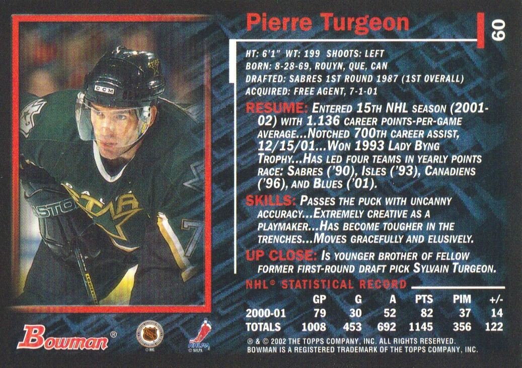 2001-02-Bowman-YoungStars-Ice-Cubed-Parallel-Hockey-Cards-Pick-From-List miniature 63