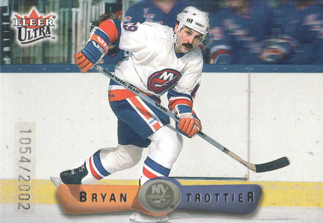 2001-02 Fleer Legacy #7 Bryan Trottier SP