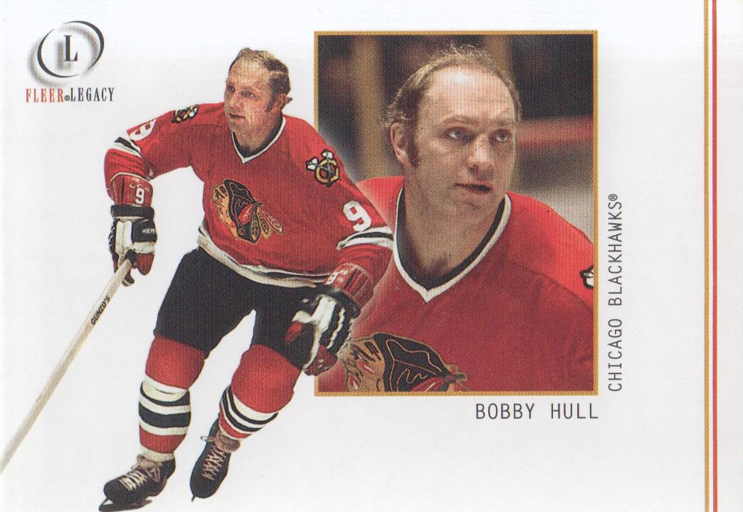 2001-02 Fleer Legacy #12 Bobby Hull