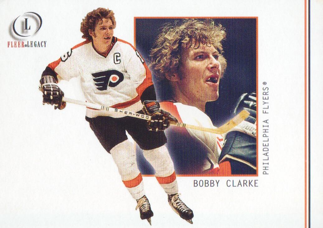 2001-02 Fleer Legacy #39 Bobby Clarke