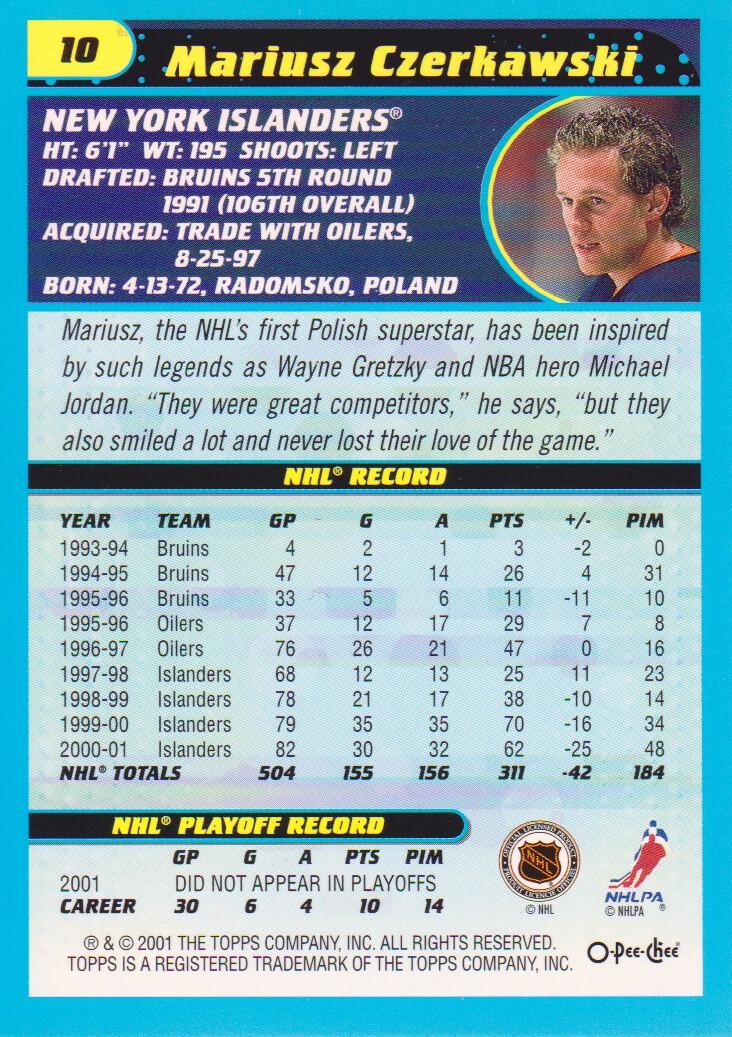 2001-02-O-Pee-Chee-OPC-Hockey-Cards-Pick-From-List thumbnail 3